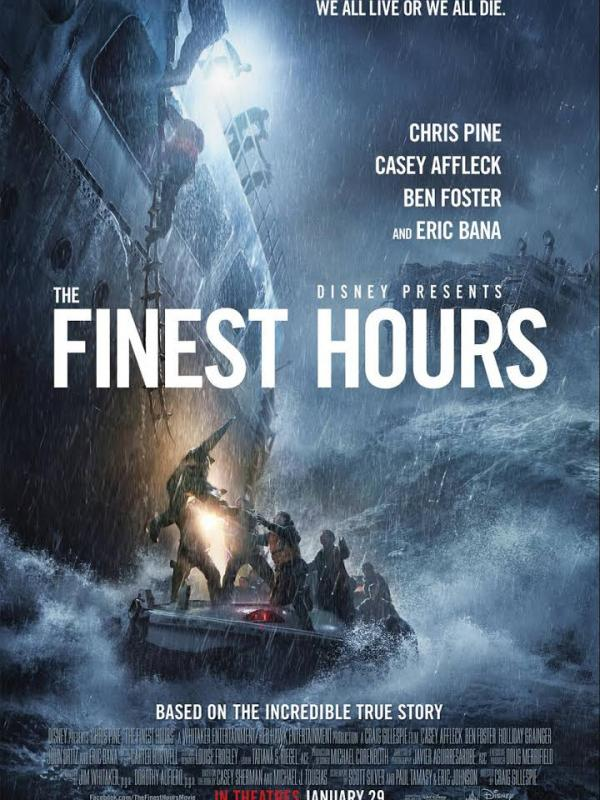 The Finest Hour cover